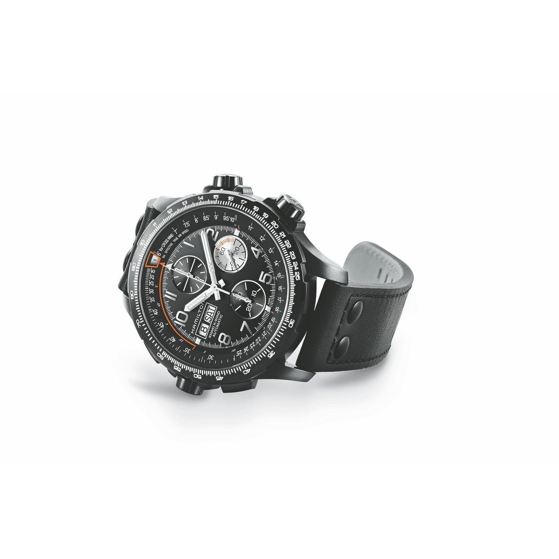 Montre Hamilton Khaki Aviation Khaki X-Wind Automatic vue 5