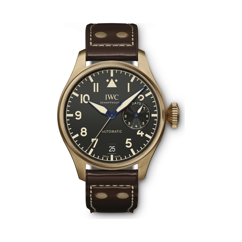Montre d'Aviateur IWC Big Pilot's Watch Heritage vue 1