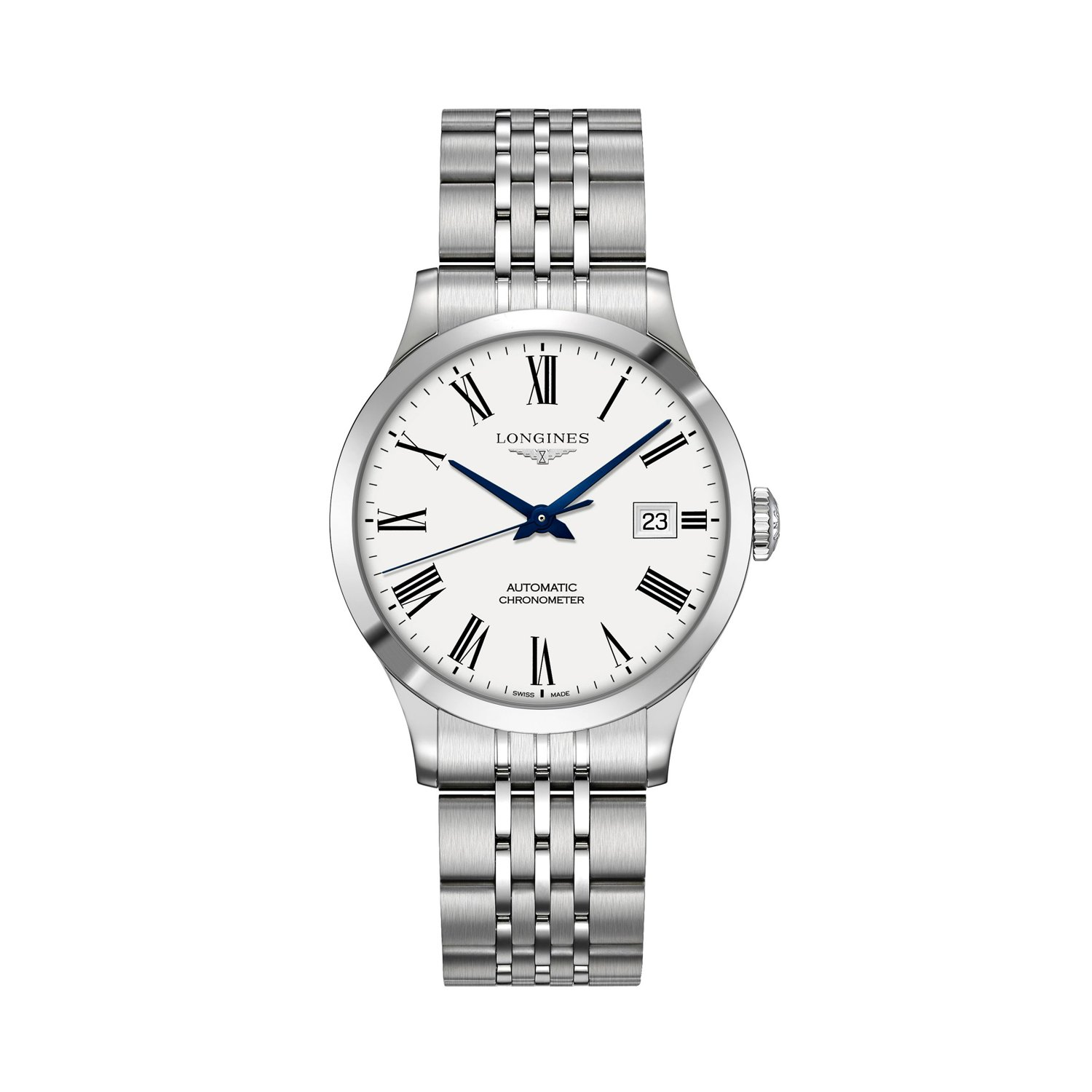 Montre Longines Record L2.820.4.11.6