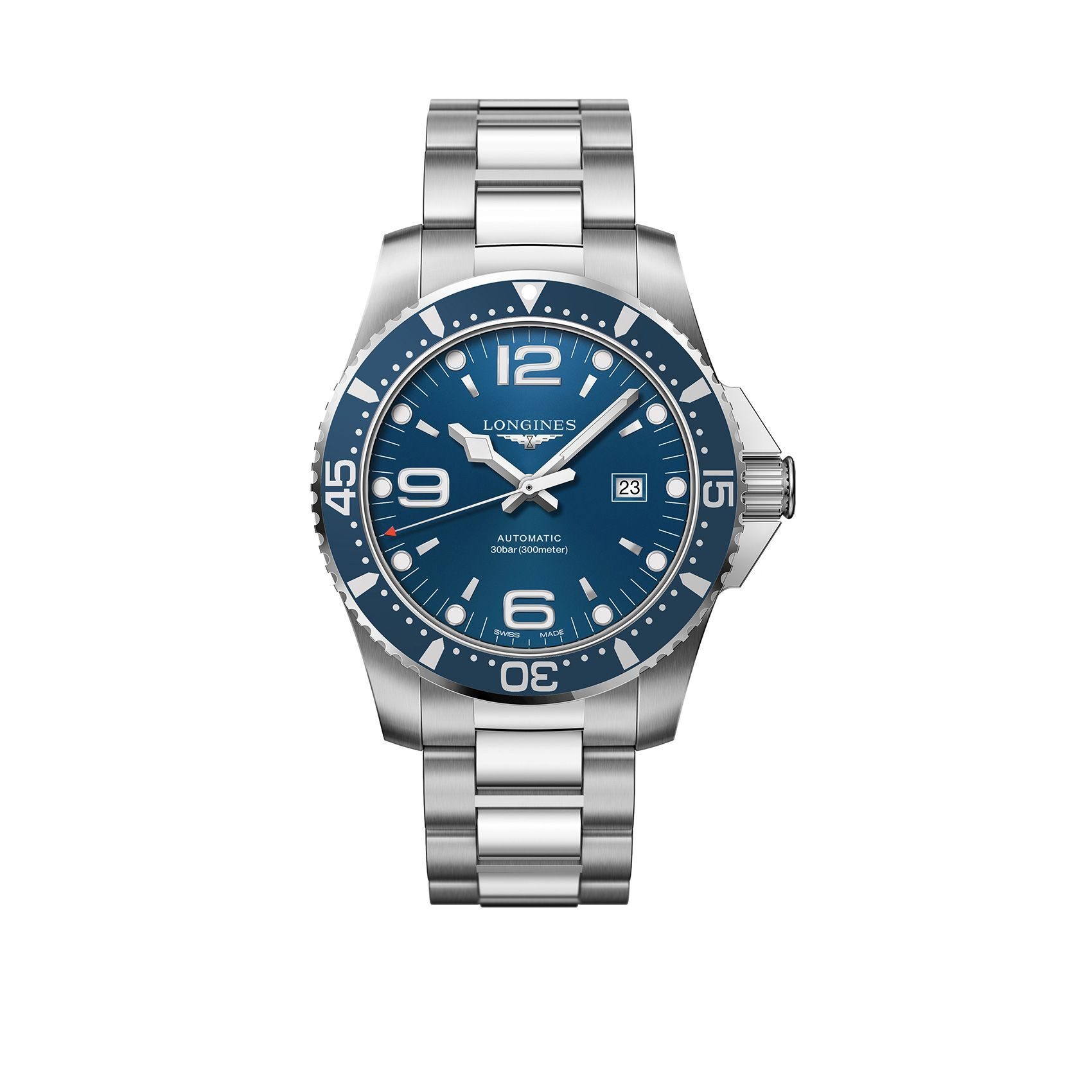 Montre Longines Hydroconquest L3.841.4.96.6