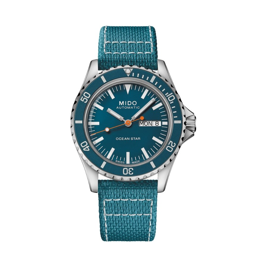 Montre Mido Ocean Star Tribute Special Edition M026.830.11.041.00 vue 2