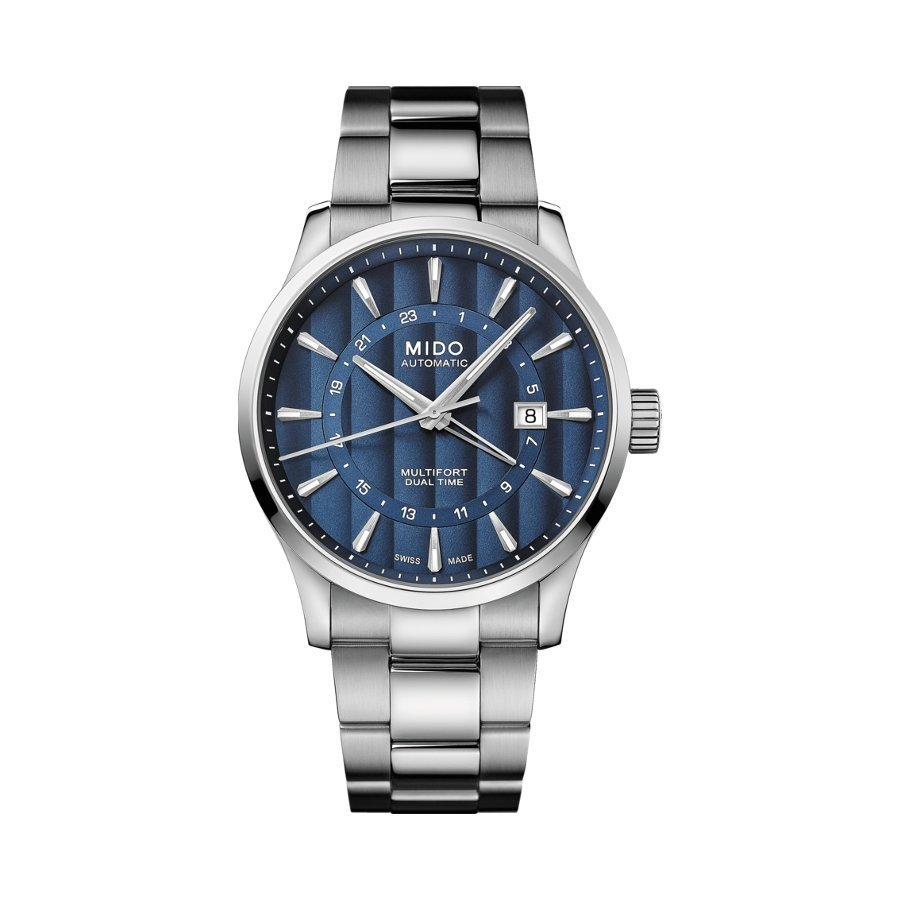 Montre Mido Multifort Dual Time M038.429.11.041.00