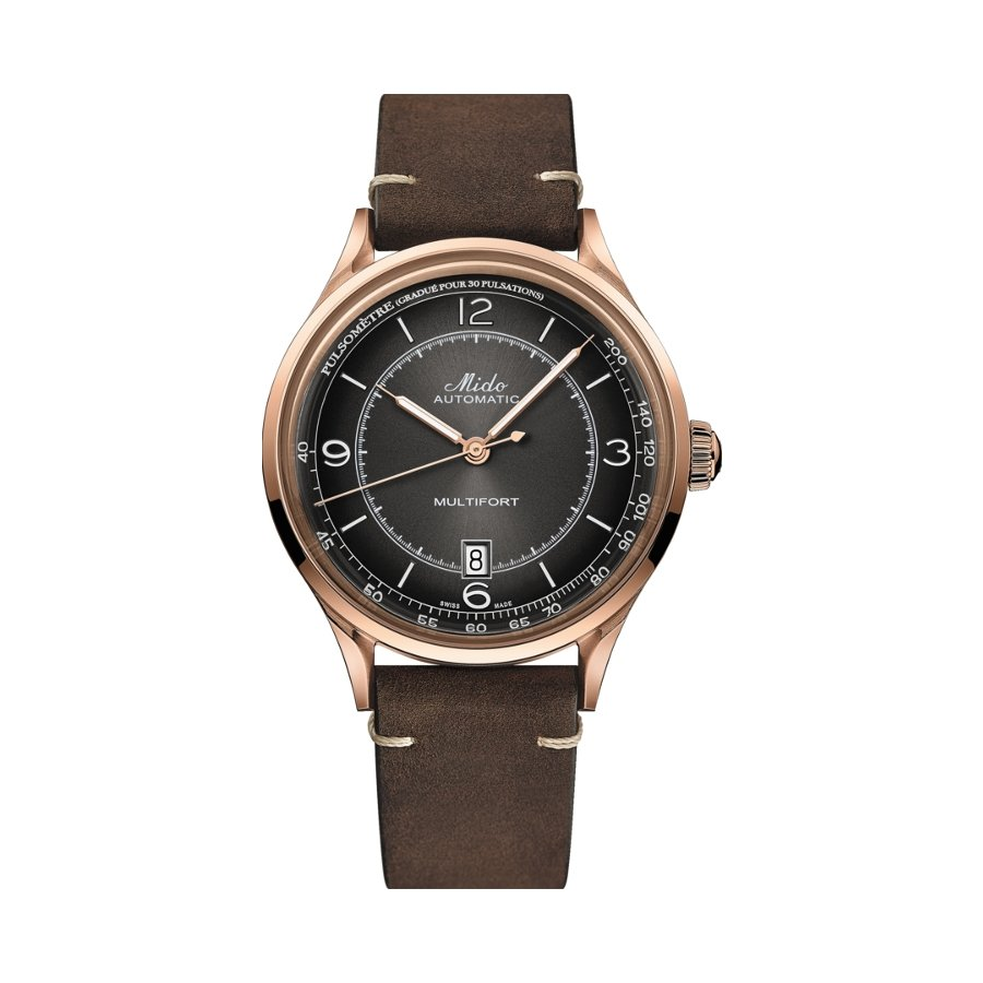 Montre Mido Multifort Patrimony M040.407.36.060.00