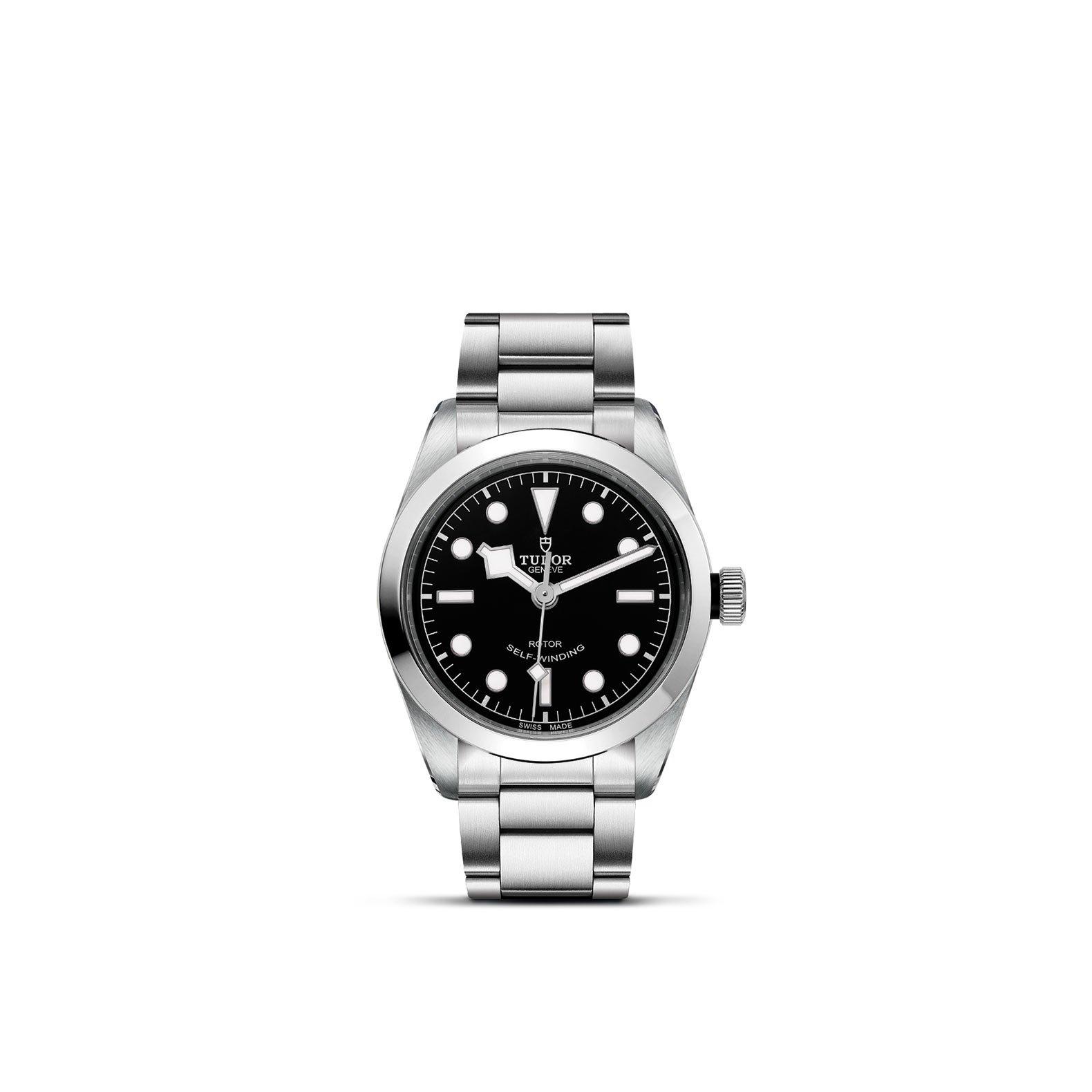Montre TUDOR Black Bay 36 boîtier en acier, 36mm, bracelet en acier vue 1