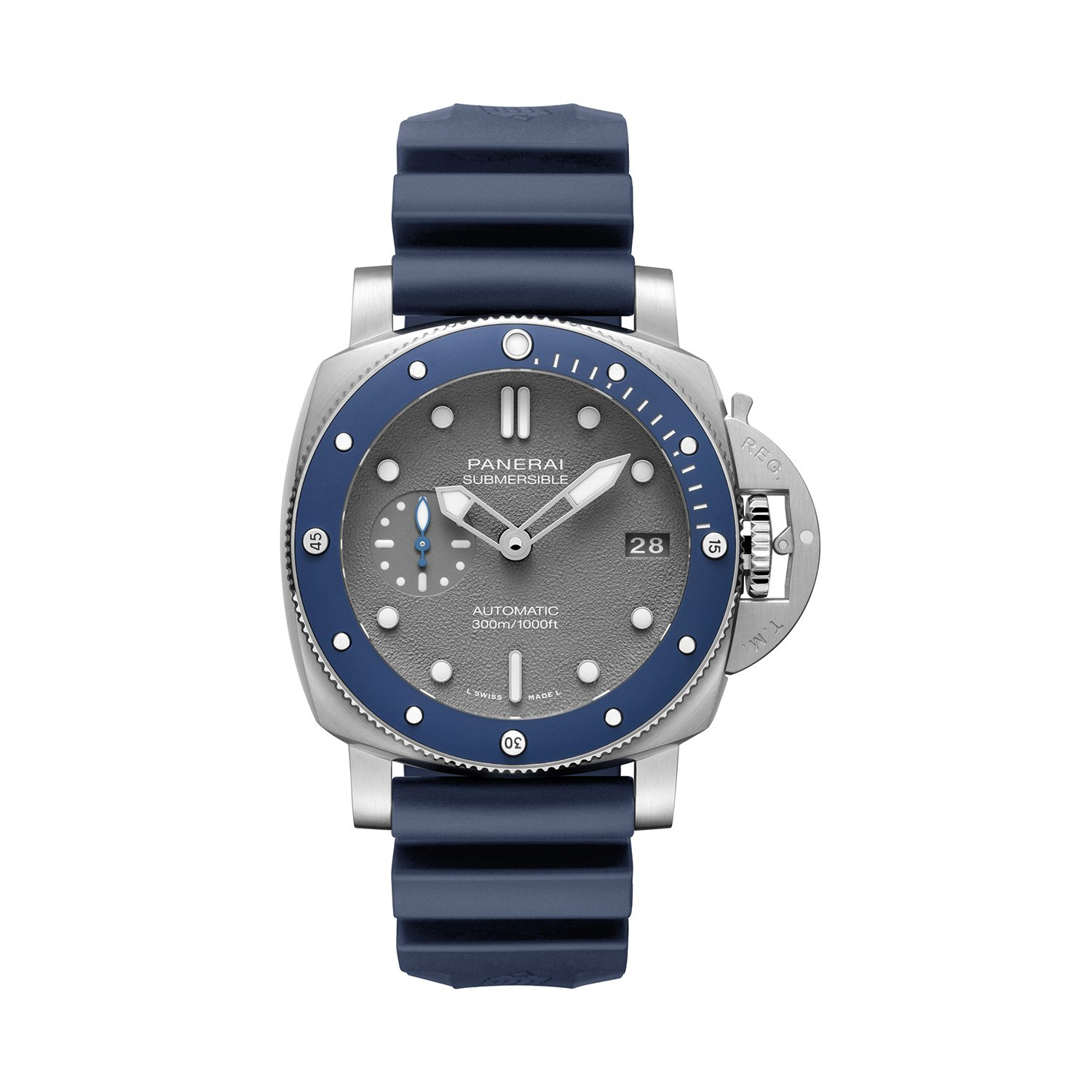 Montre Panerai Submersible – 42mm vue 1