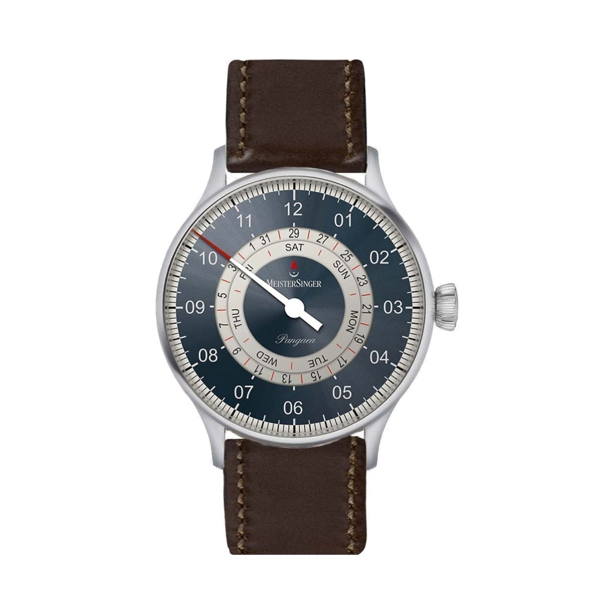 Montre Meistersinger Pangaea Day Date PDD9Z17S vue 1