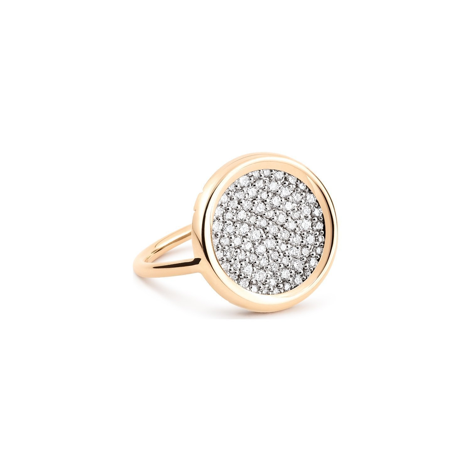 bague solitaire ginette