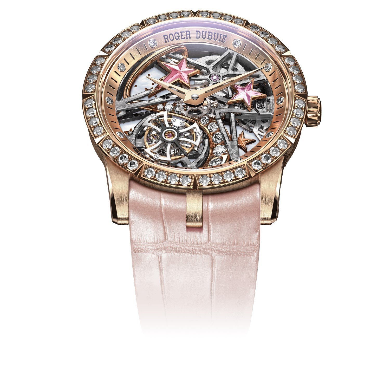 Montre Roger Dubuis Excalibur Original Shooting Star vue 2