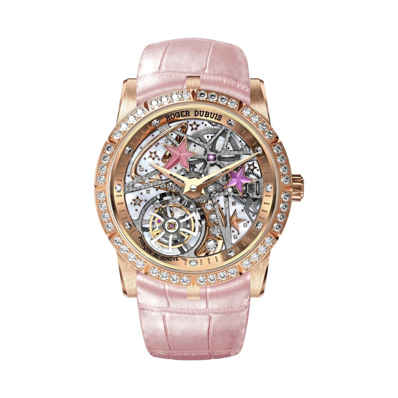 Montre Roger Dubuis Excalibur Original Shooting Star vue 1