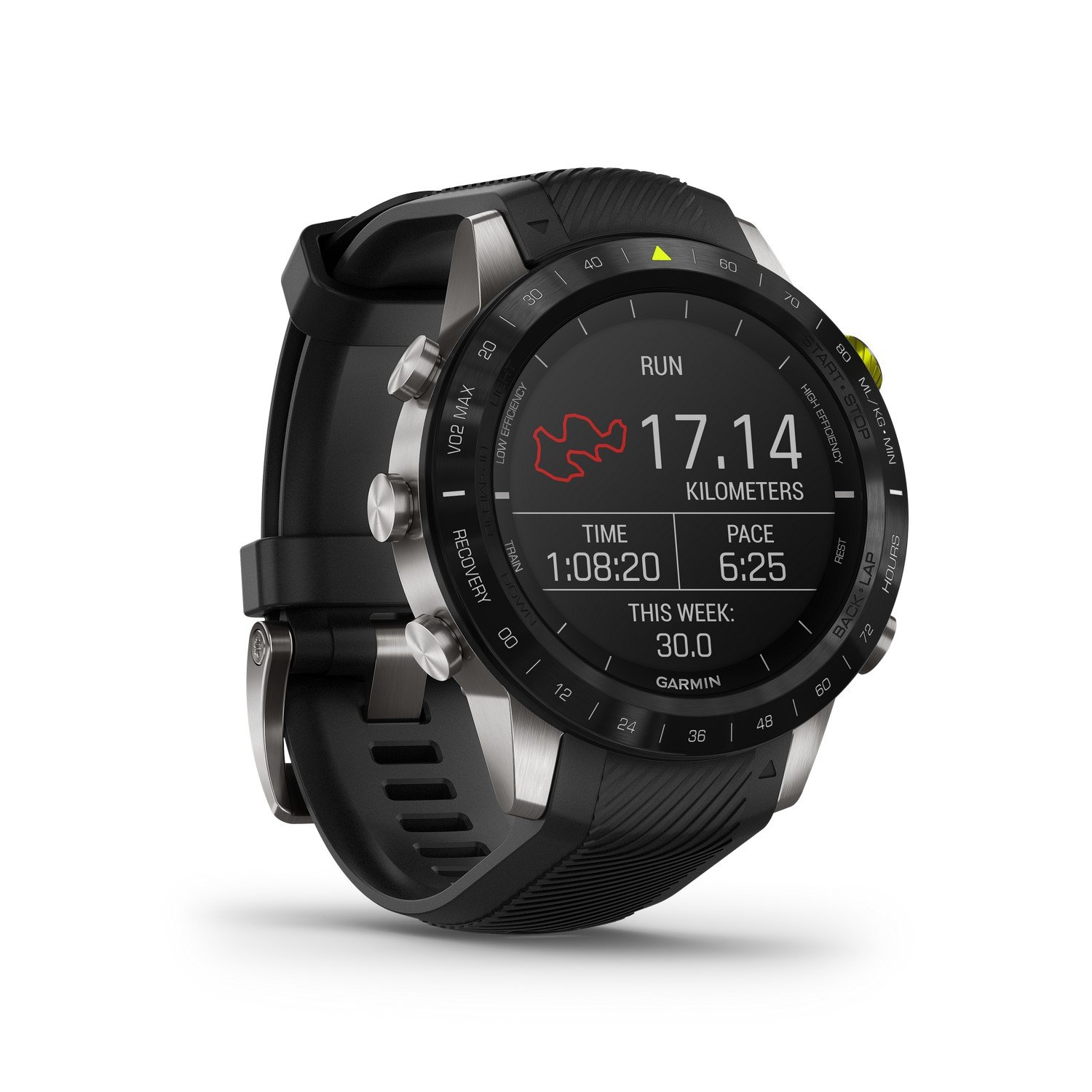 Montre Garmin Marq Athlete vue 5