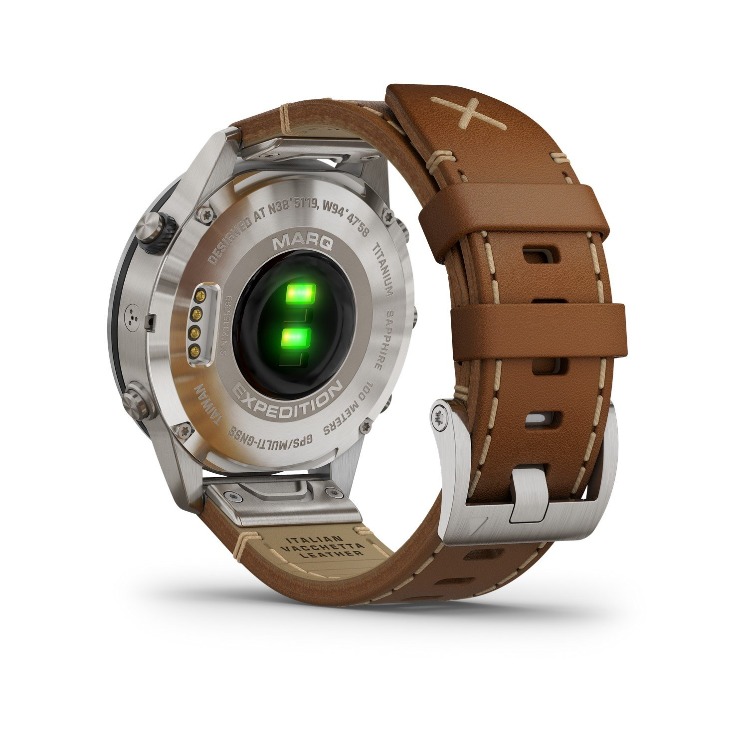 Montre Garmin Marq Expedition vue 3