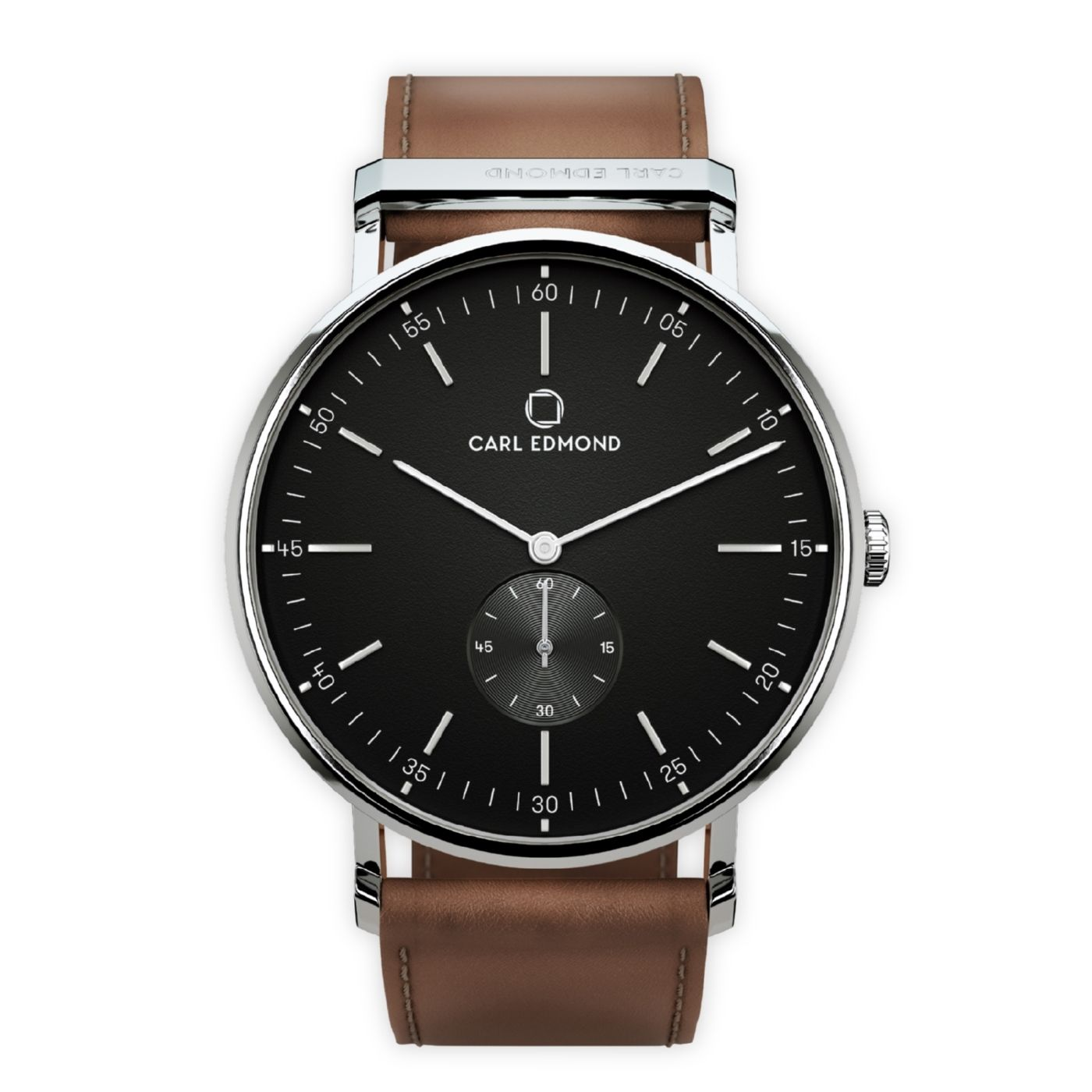 Montre Carl Edmond Ryolit Black