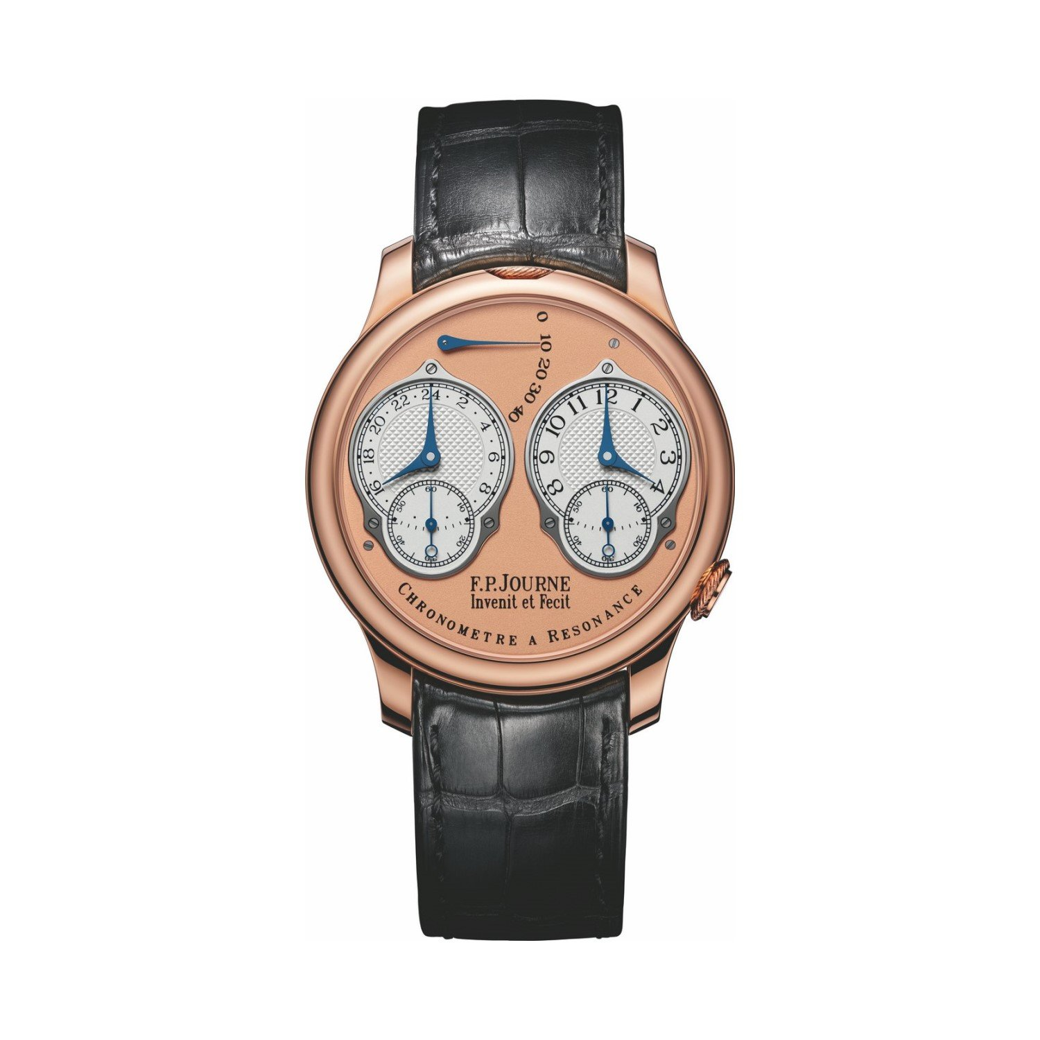Montre F.P. Journe Souveraine Chronomètre à Résonance
