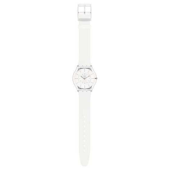 Montre Swatch Lifestyle White Classiness