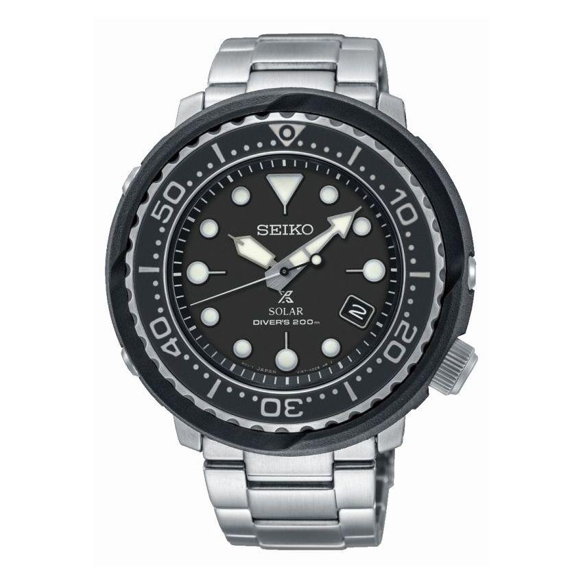 Montre Seiko Prospex Solaire Diver's 200M SNE497P1