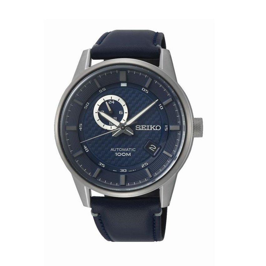 bracelet cuir montre seiko