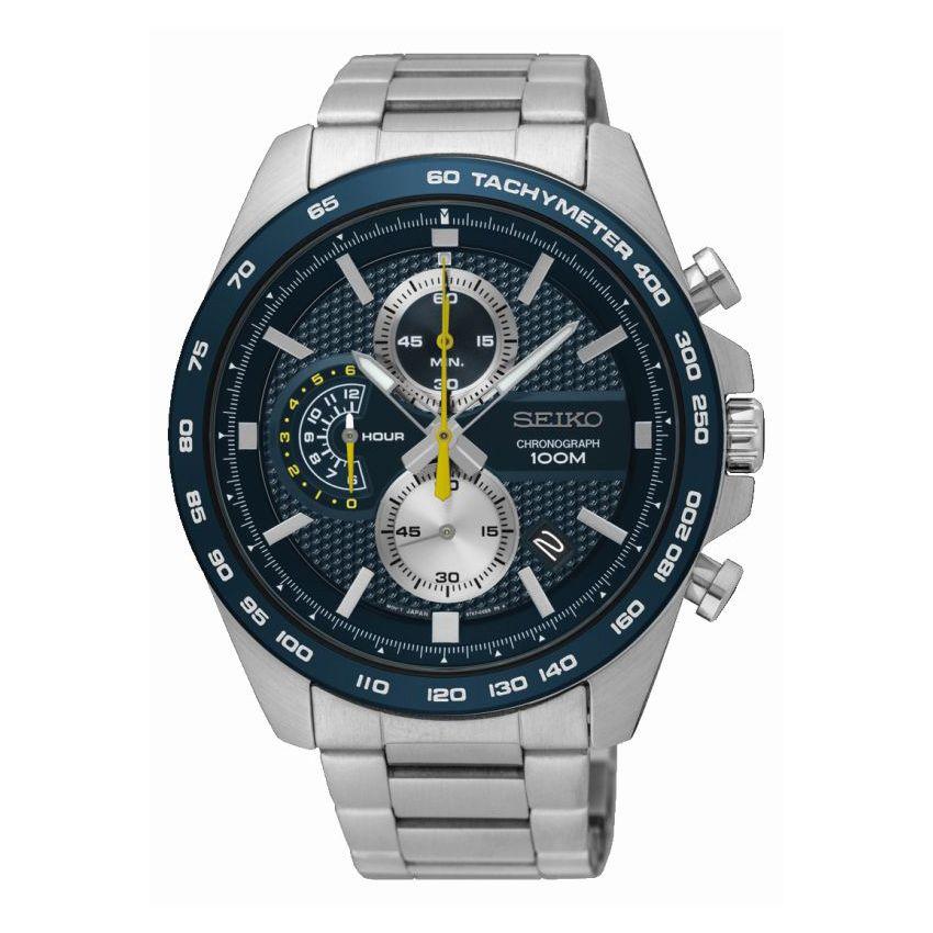 Montre Seiko Sport Chronographe quartz SSB259P1