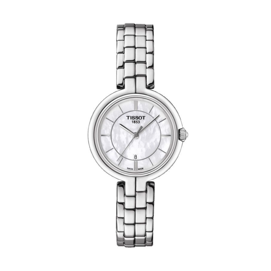 Tissot T-Lady Flamingo