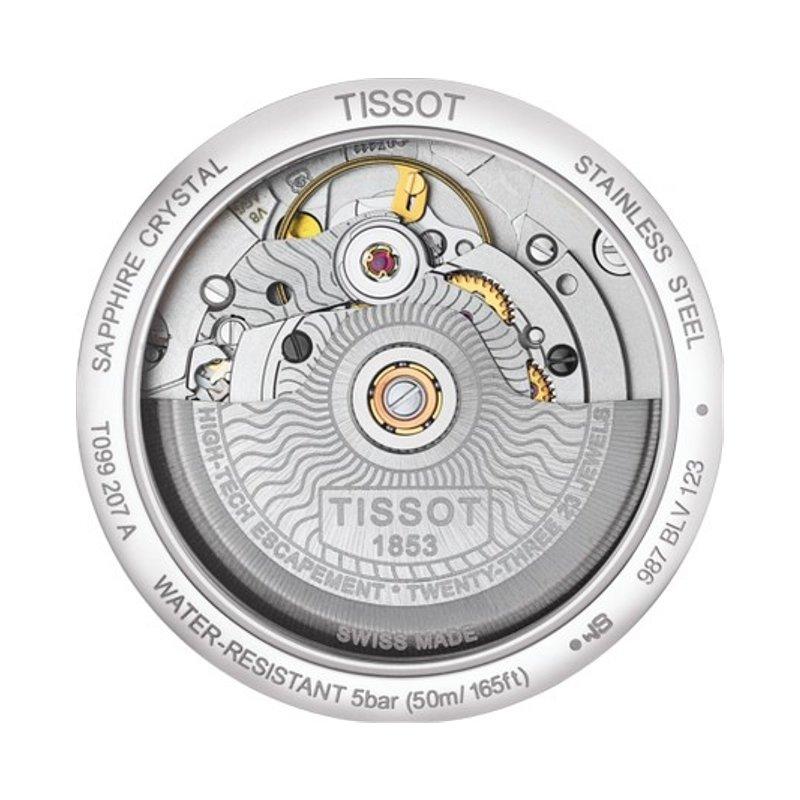 Montre Tissot T-Classic Chemin Des Tourelles Powermatic 80 Lady vue 2