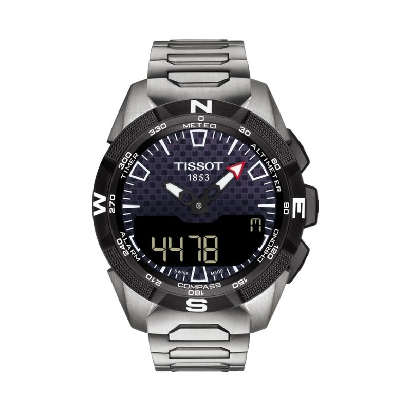 Montre Tissot Touch Collection T-Touch Expert Solar II vue 1