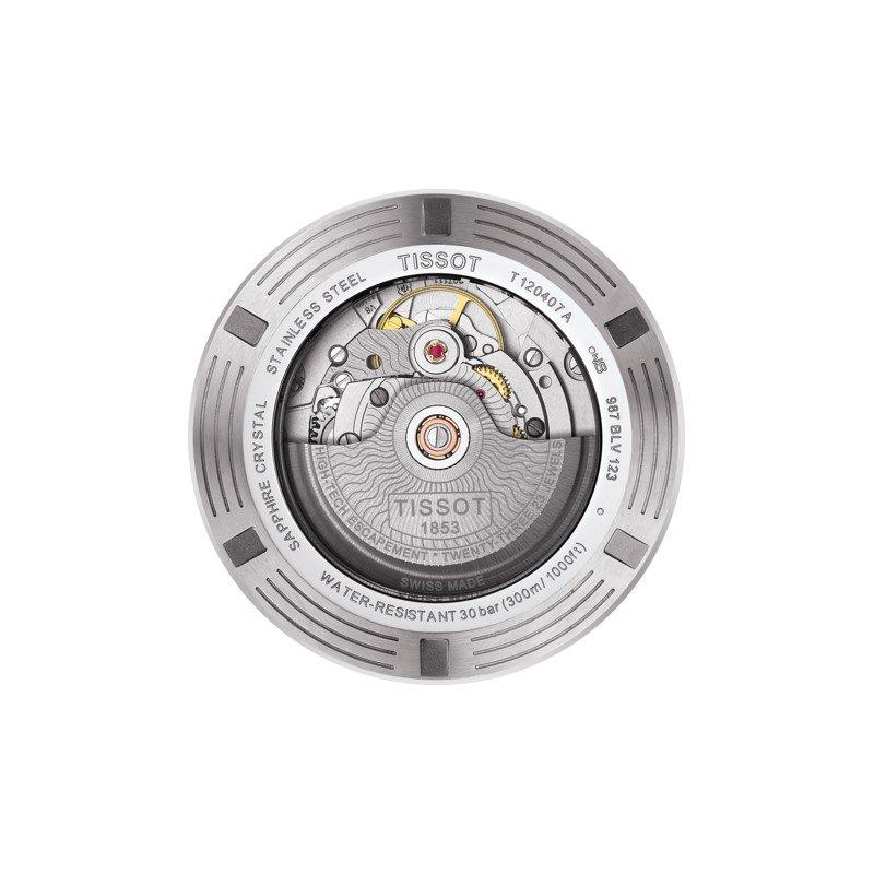 Montre Tissot T-Sport Seastar 1000 Powermatic 80 Special Edition vue 2