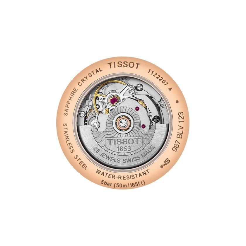 Montre Tissot T-Classic Carson Premium Powermatic 80 vue 2