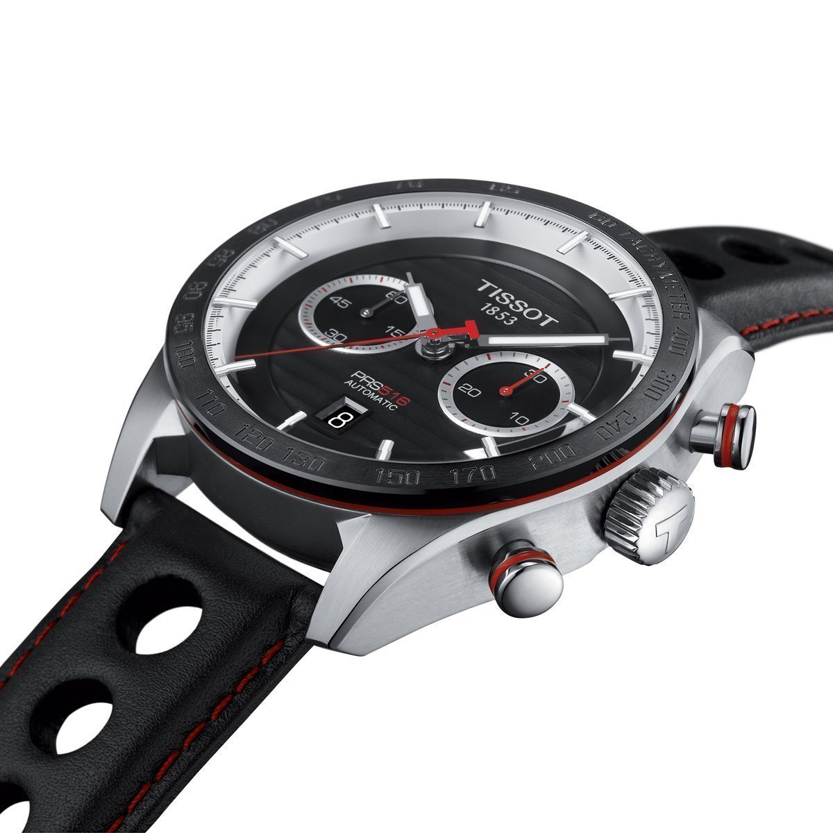 Montre Tissot Collections spéciales Alpine On Board Automatic Chronograph vue 2