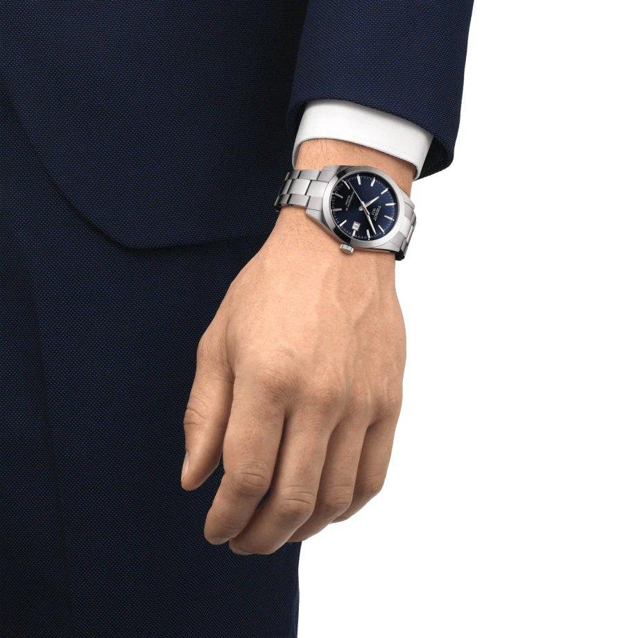 Montre Tissot T-Classic Gentleman Powermatic 80 Silicium vue 5