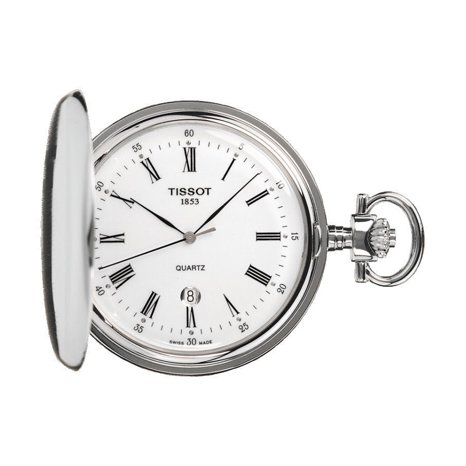 Tissot T-Pocket Savonnette Quartz