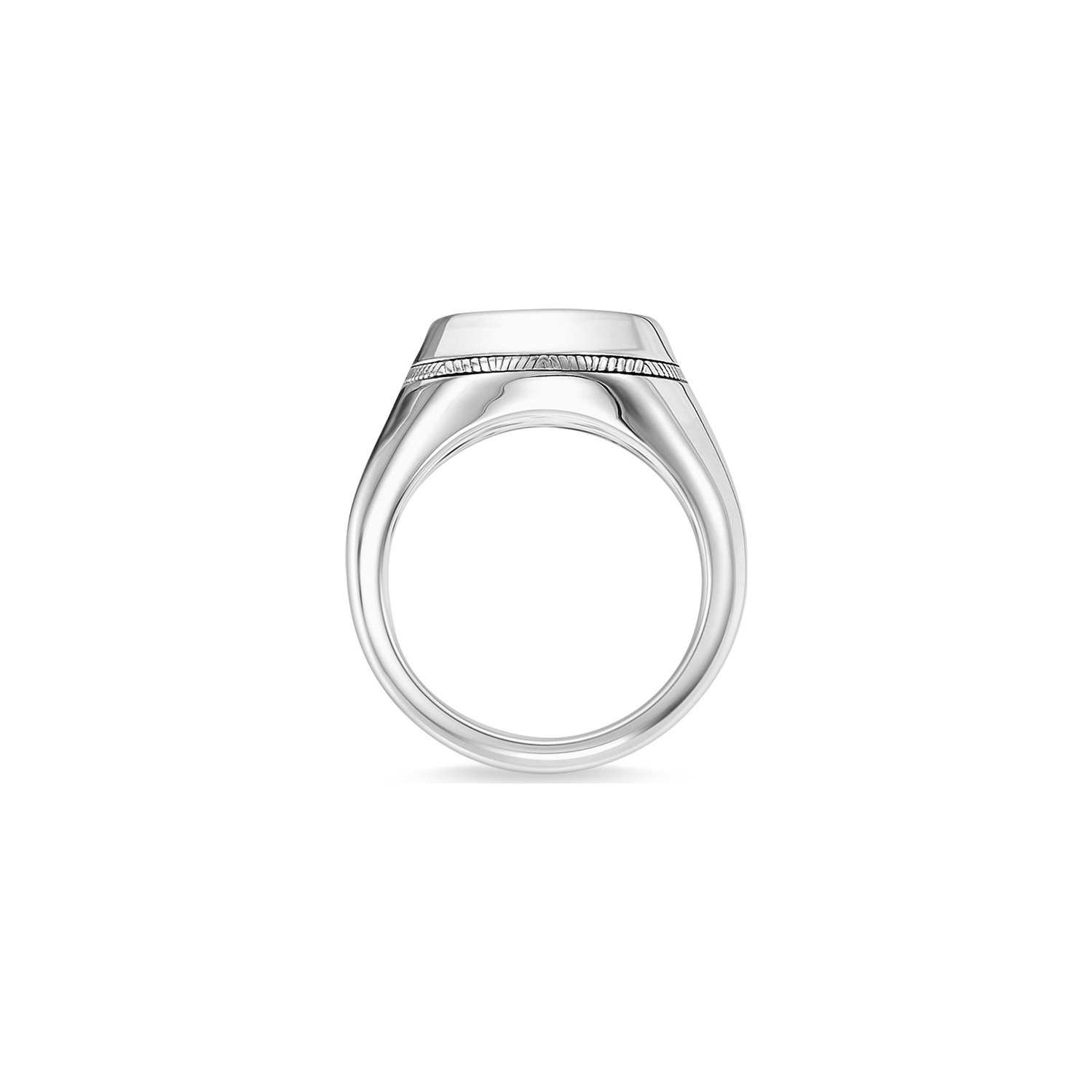 Bague Thomas Sabo Rebel at heart Tree of love en argent vue 2