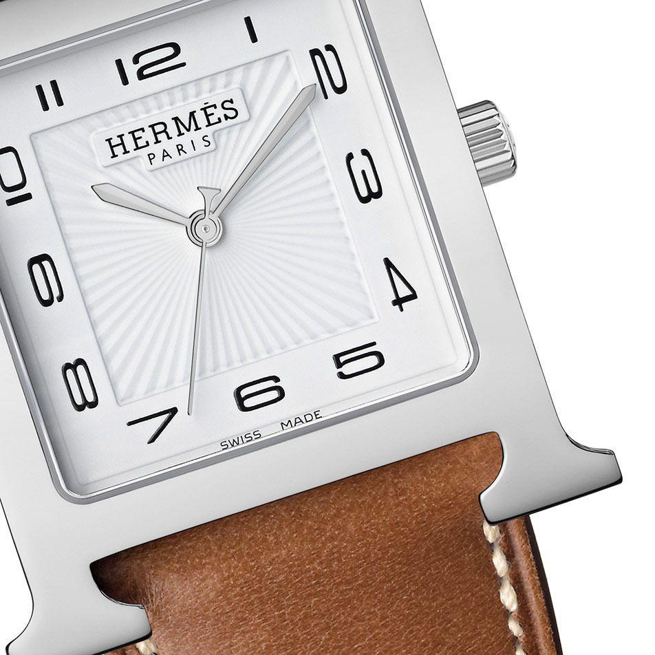 Montre Hermès Heure H TGM vue 3