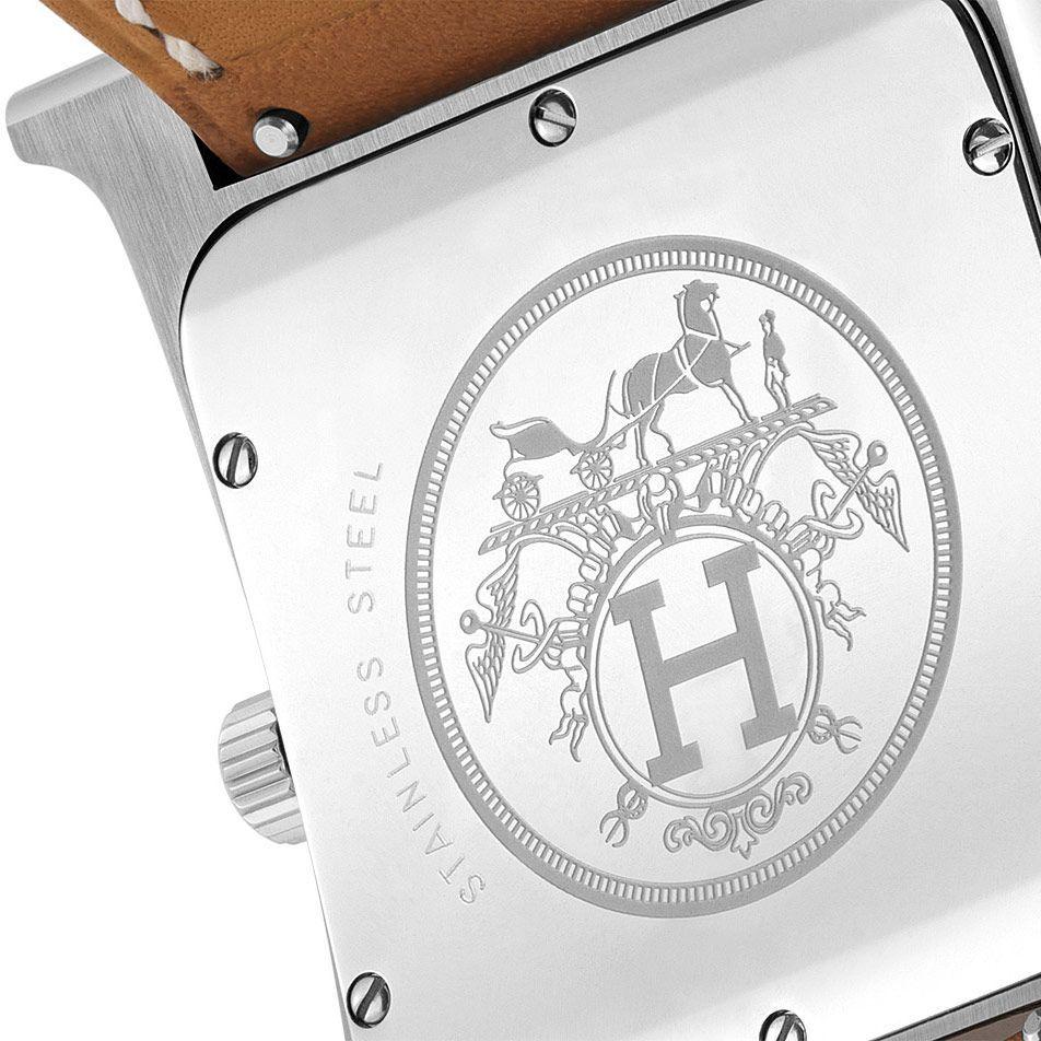 Montre Hermès Heure H TGM vue 4
