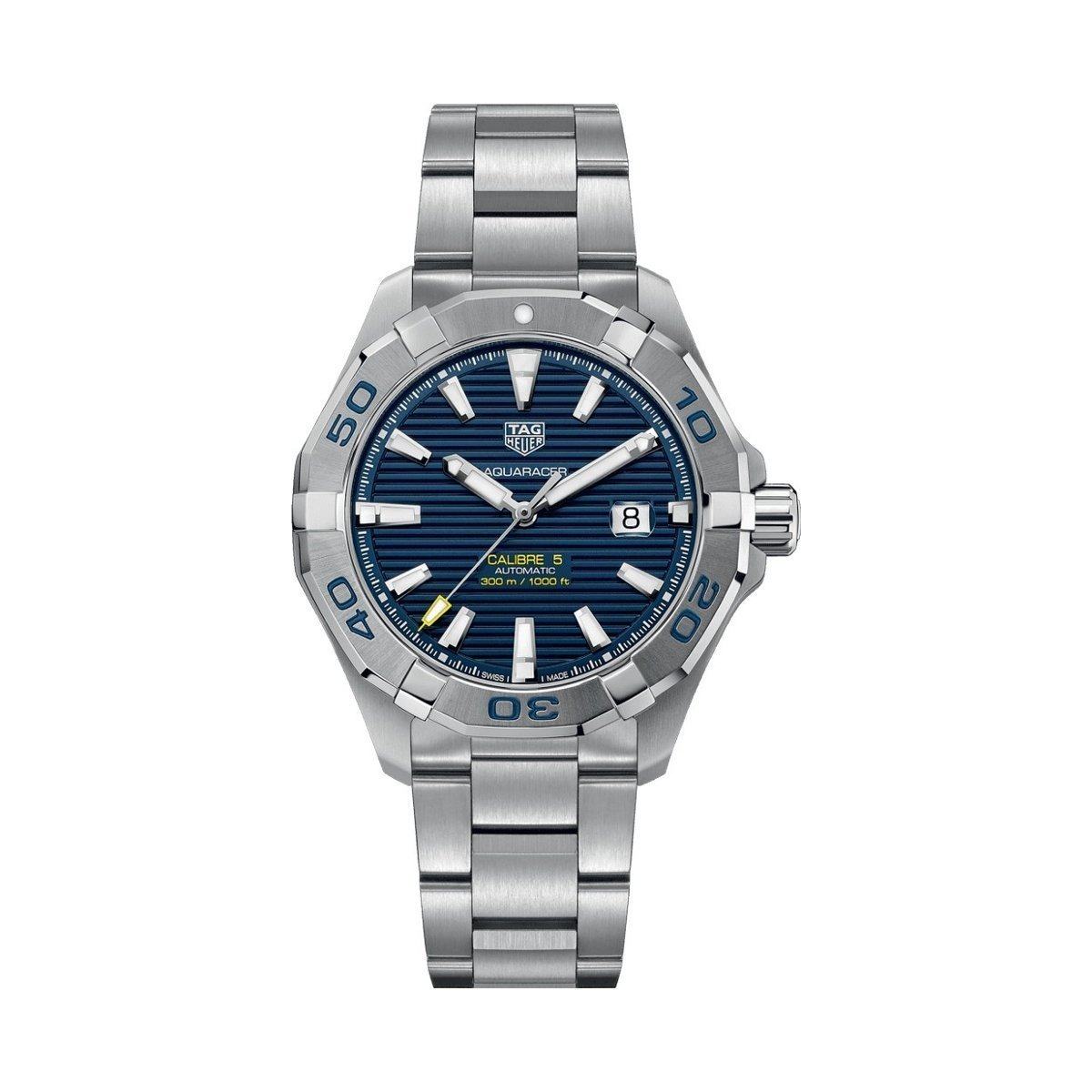 Montre TAG Heuer Aquaracer Calibre 5 Automatique vue 1