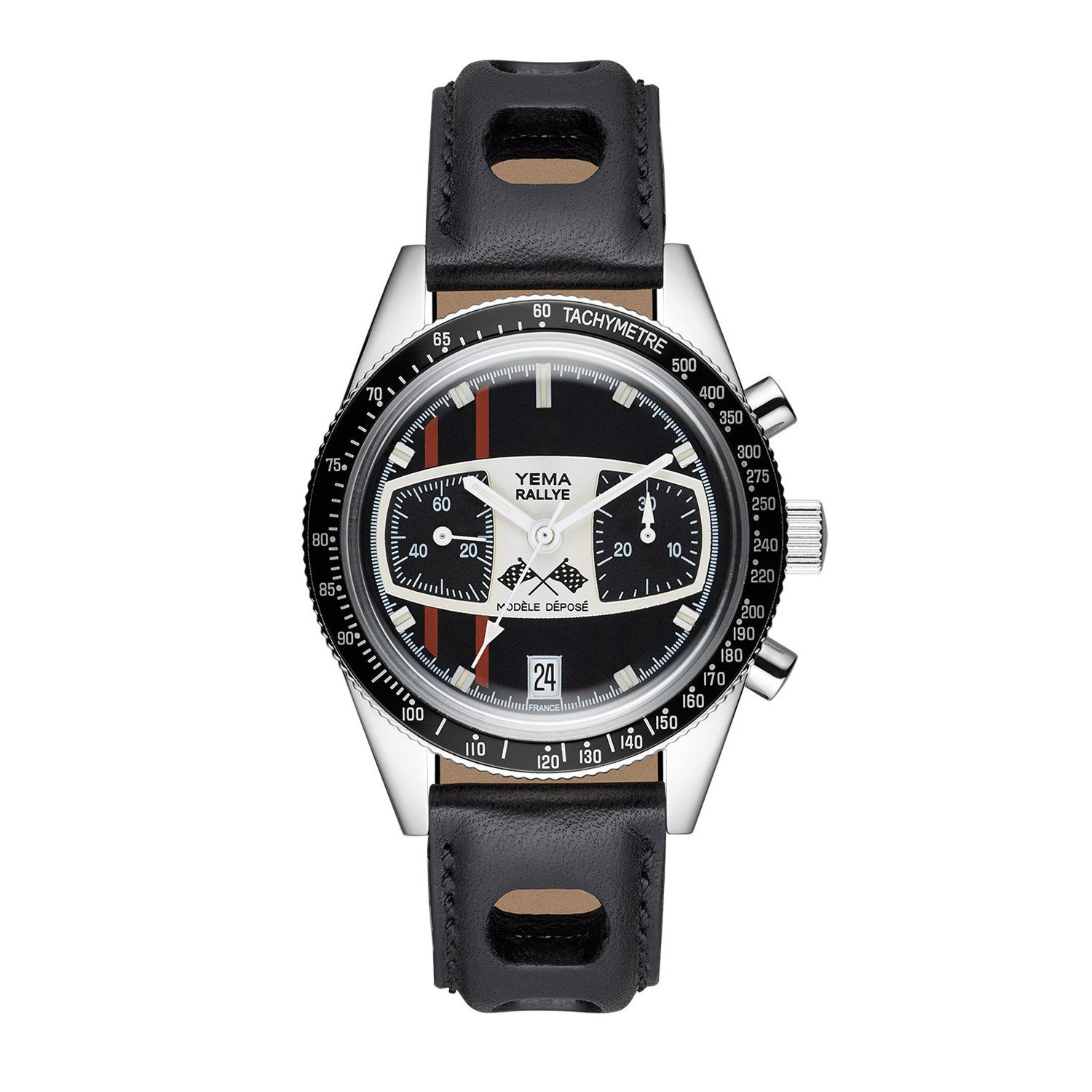 Montre Yema Rally Andretti Edition Limitée vue 1