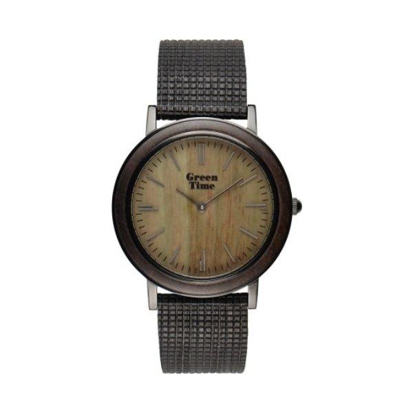 Montre Green Time en bois ZW085A