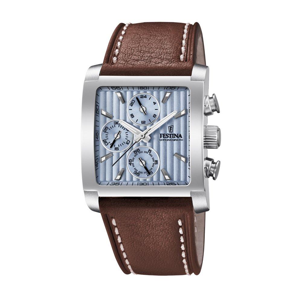 Montre Festina Timeless Chronograph F20424/1 vue 1