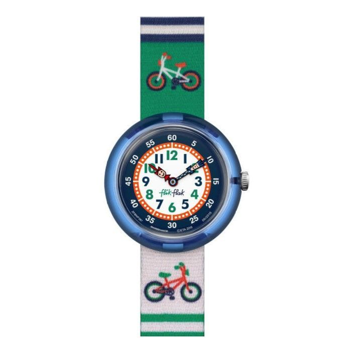 Montre Flik-Flak Ride out