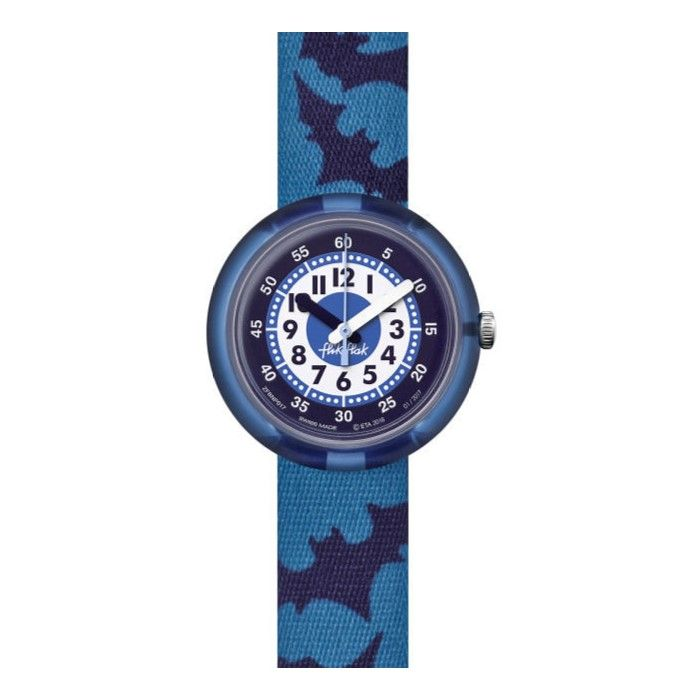 Montre Flik-Flak Night guards