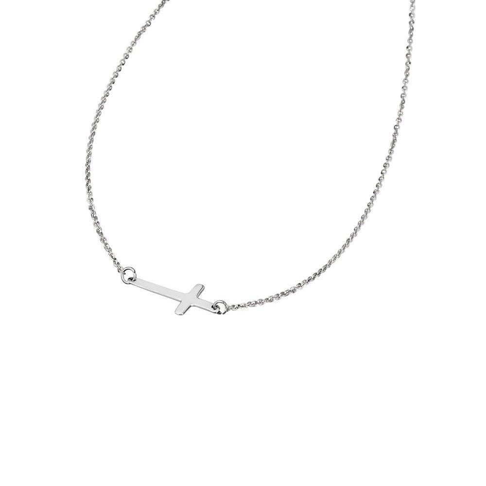 Collier Lotus Silver Trendy en argent